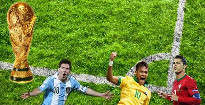 İşte Dünya Kupası'nın kazananları