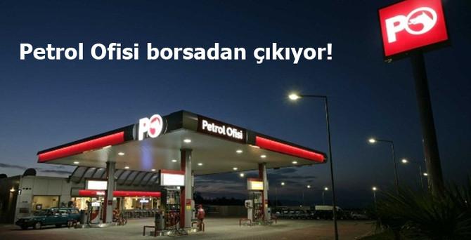 Petrol Ofisi borsadan çıkıyor