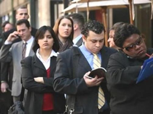 İşsizlik maaşı başvuruları beklentinin üzerinde