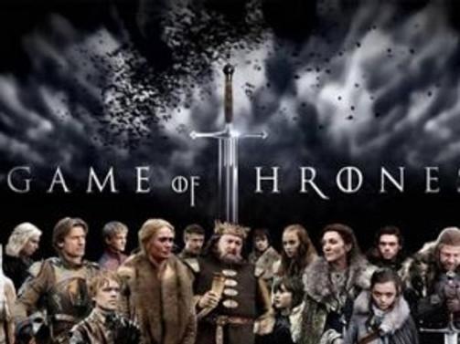 Game of Thrones'dan rekor