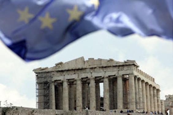 Yunanistan'da uçak postaları durduruldu