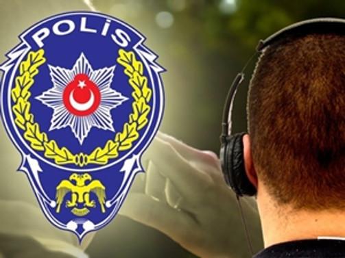 'Dinleme' soruşturmasında 5 polis açığa alındı