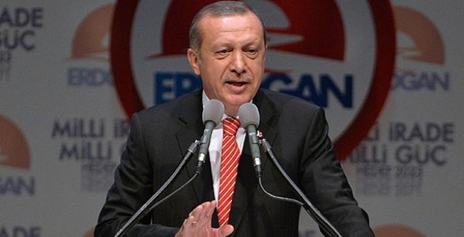 Erdoğan, 'Vizyon Belgesi'ni açıkladı