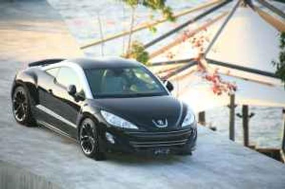 Peugeot RCZ, eylülde Türkiye'ye gelecek