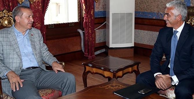 Erdoğan, TÜSİAD'ın davetini kabul etti
