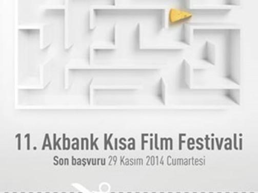 Akbank Kısa Film Festivali başvuruları başladı!
