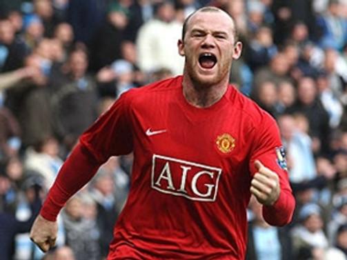Manchester United'ın yeni kaptanı Rooney