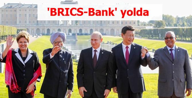 'BRICS-Bank' yolda