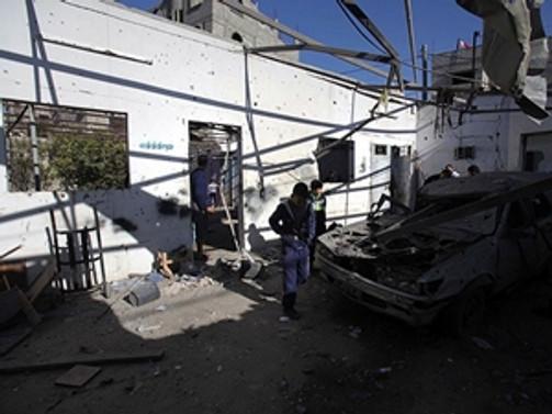İsrail, Kuneytra'yı bombaladı: 18 ölü