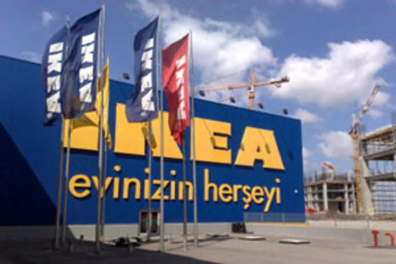 Ikea 5 yılda 3 yeni mağaza açacak