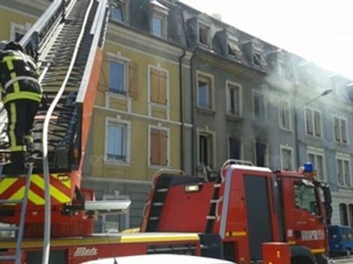 Fransa'da yangında üç kişilik Türk aile öldü
