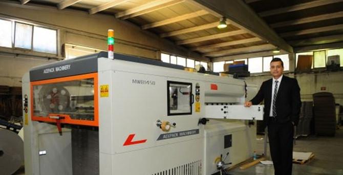Tire Deka ve Metropak, yeni fabrikayı Ayrancılar'da kurdu