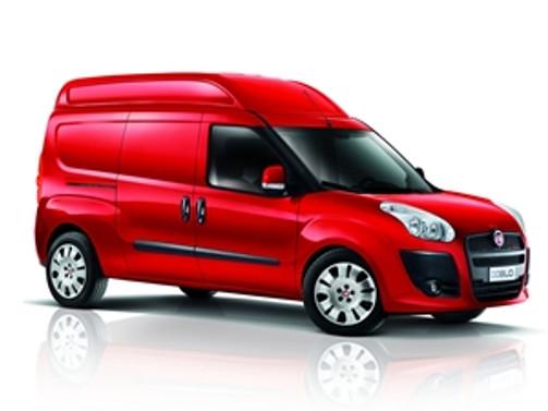 Fiat Doblo Cargo ve Fiorino, İngiltere'de iki ödül kazandı