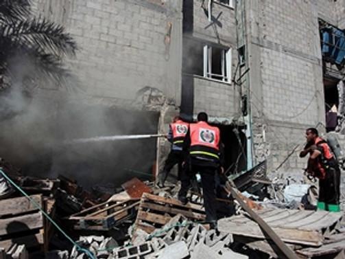 'ABD, Gazze'deki sivil ölümlere ortak oluyor'