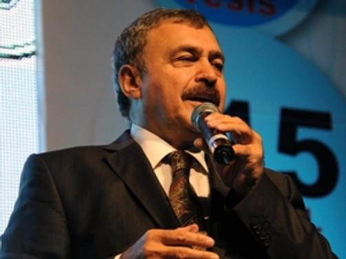 'İstanbul'da su sıkıntısı olmaz'