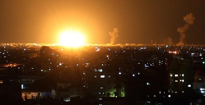 İsrail kara harekâtına başladı!