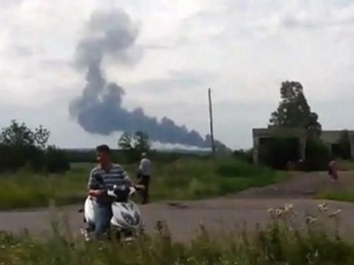 BMGK, Ukrayna'da düşen yolcu uçağı için toplanacak