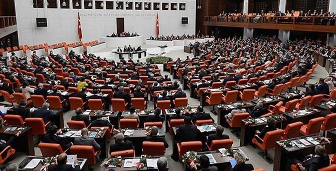 Akademik personele zam tasarısı Meclis'te