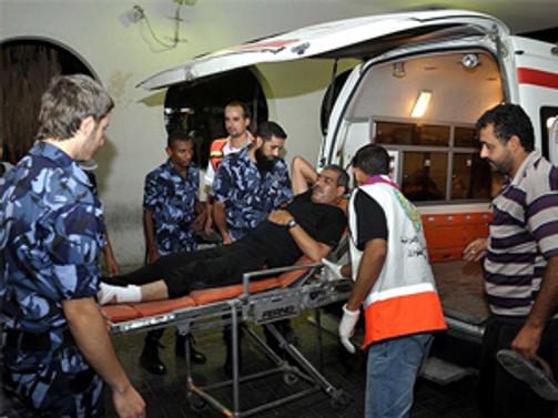Gazze'de can kaybı 836'ya yükseldi