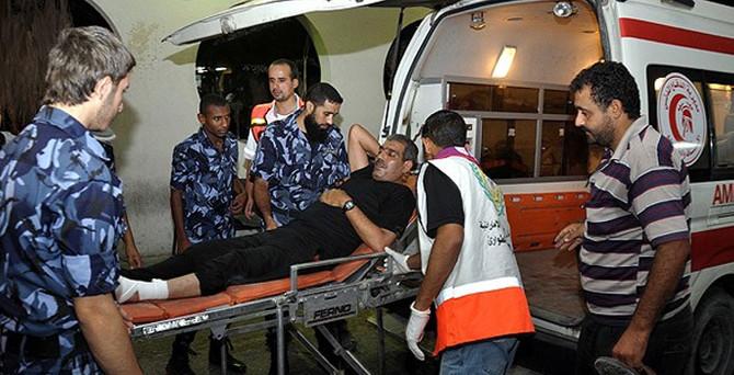 Gazze'de ölenlerin sayısı 358'e yükseldi