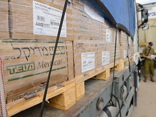 İsrail 5 TIR insani yardımın geçişine izin verdi