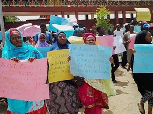 Nijerya'da kaçırılan öğrencilerin yerleri belli