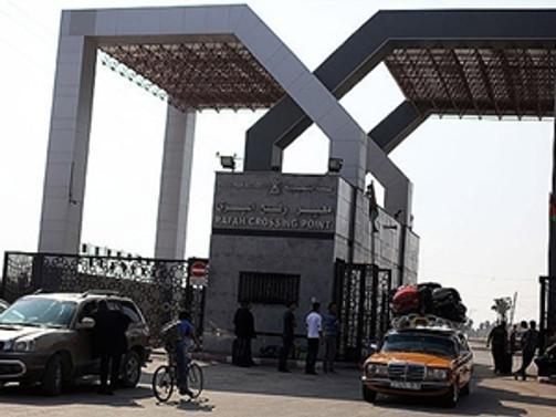Refah Sınır Kapısı yaralı Filistinliler için açılacak