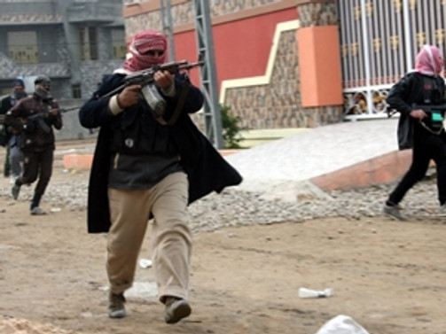 IŞİD 6 polisi öldürdü