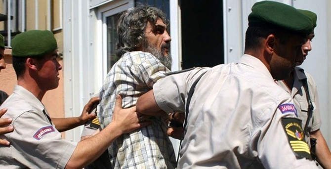 """""""Salih Mirzabeyoğlu"""" tahliye oldu"""