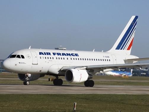 Air France de Tel Aviv seferlerini durdurdu