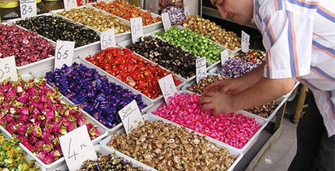 Bayram şekerinin cirosu 500 milyon lira