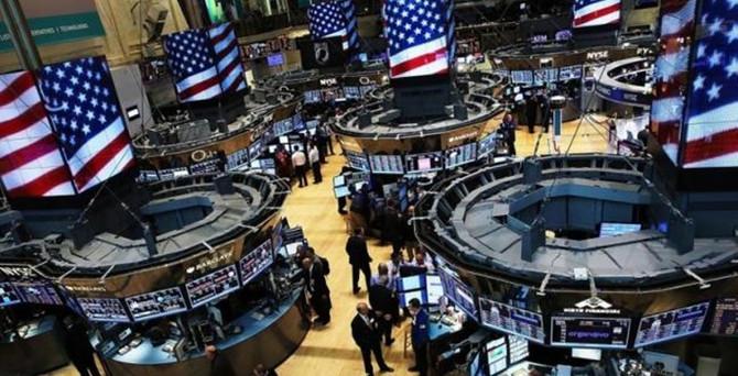 ABD'de borsalar günü yükselişle kapattı