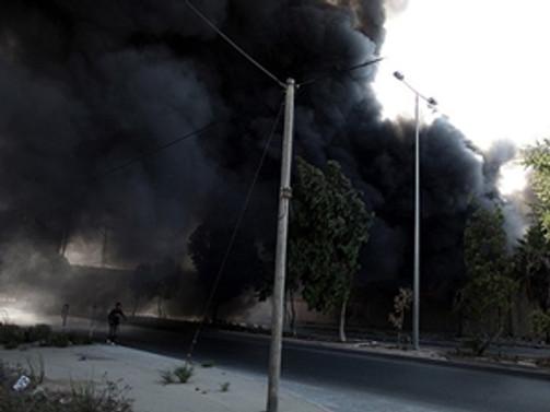 Çeçenistan'da intihar saldırısı