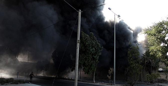 İsrail saldırıları sürüyor
