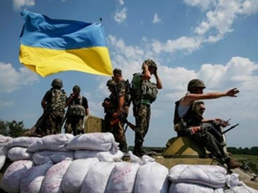 18 Ukrayna askeri hayatını kaybetti