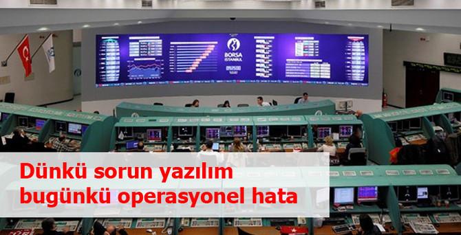 Turhan: Dünkü sorun yazılım, bugünkü operasyonel hata