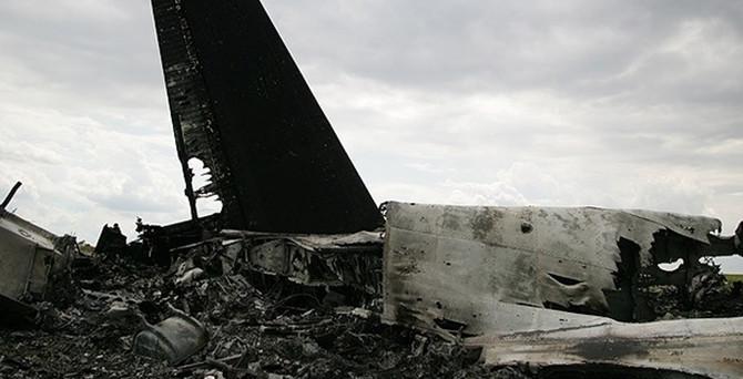 Ukrayna'da ayrılıkçılar savaş uçağı düşürdü