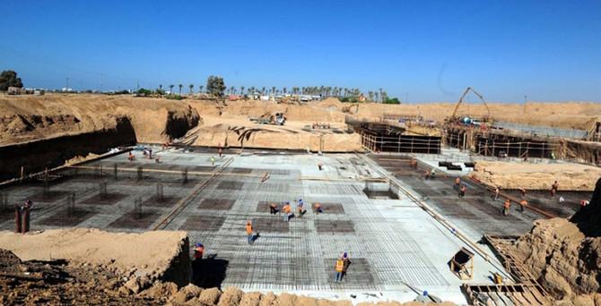 Gazze'nin en büyük hastanesini yapan Aker AŞ inşaatı durdurdu