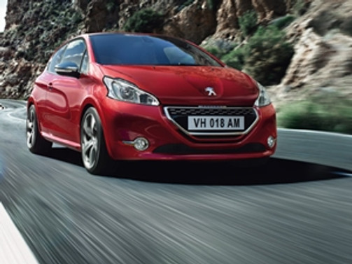 """Peugeot """"208 GTi"""" kasımda piyasaya çıkacak"""