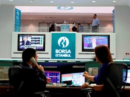 Borsa, ilk seansta 77 bin puan sınırına yükseldi
