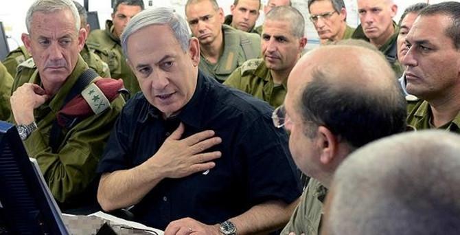 'Hamas'ın tünel ağı tümüyle yıkıldı'