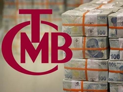 MB rezervleri 789 milyon dolar azaldı