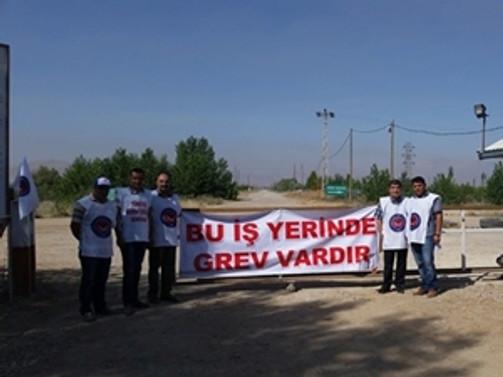 Maden işçilerinin grevine erteleme kararı