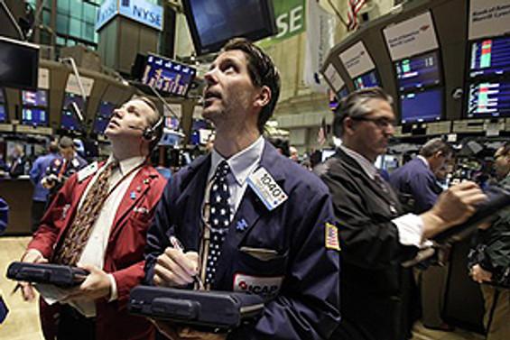 ABD borsaları karışık seyretti