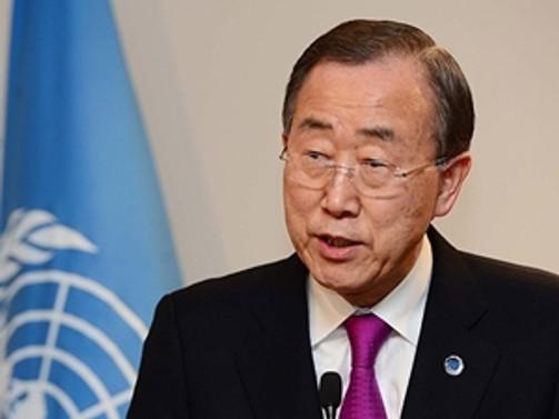 BM Genel Sekreteri Ban İsrail saldırısını kınadı