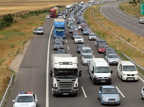 Trafikteki araç sayısı 18.5 milyonu aştı