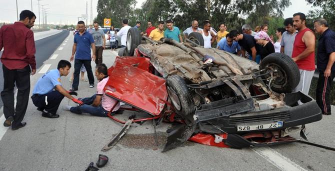 Tatil kazalarla başladı: 19 ölü, 100'ün üstünde yaralı