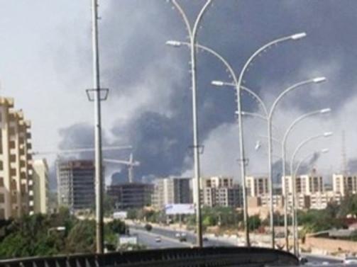 Libya'daki diplomatik personel tahliye edildi