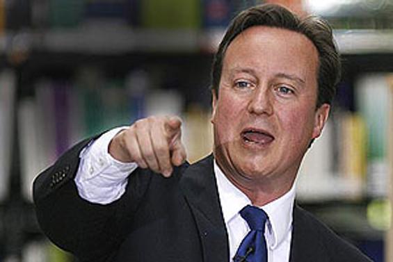 """""""Cameron ABD'de BP'yi savunacak"""""""