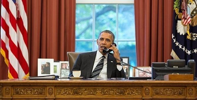 Obama, Netanyahu ile görüştü